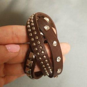 Adjustable Wrap bracelet